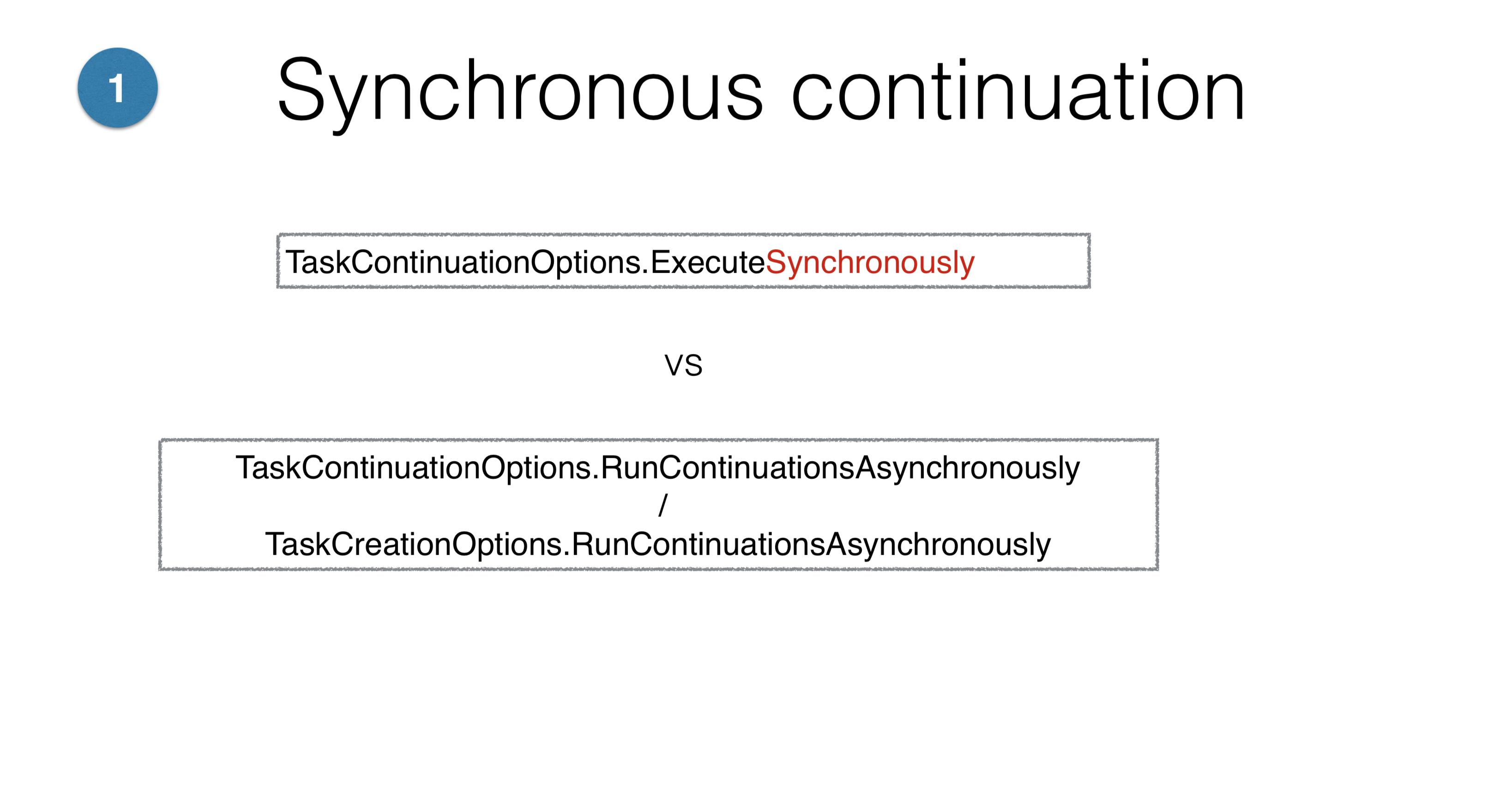 Async programming in .NET: Best practices - 9