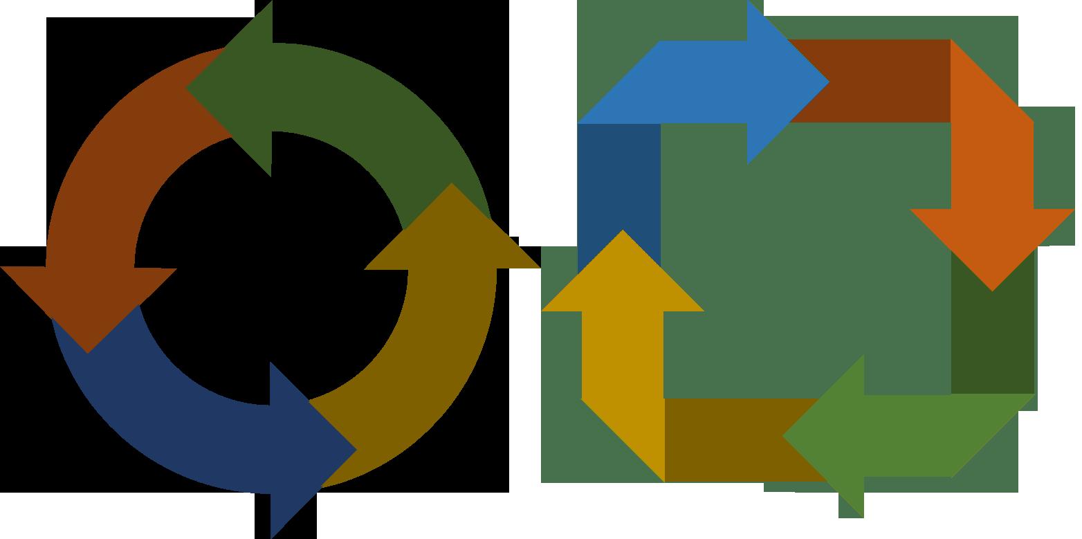 Инфографика средствами Excel и PowerPoint - 17