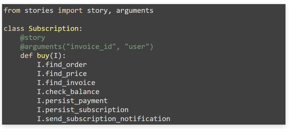 Инструменты Domain Driven Design - 8