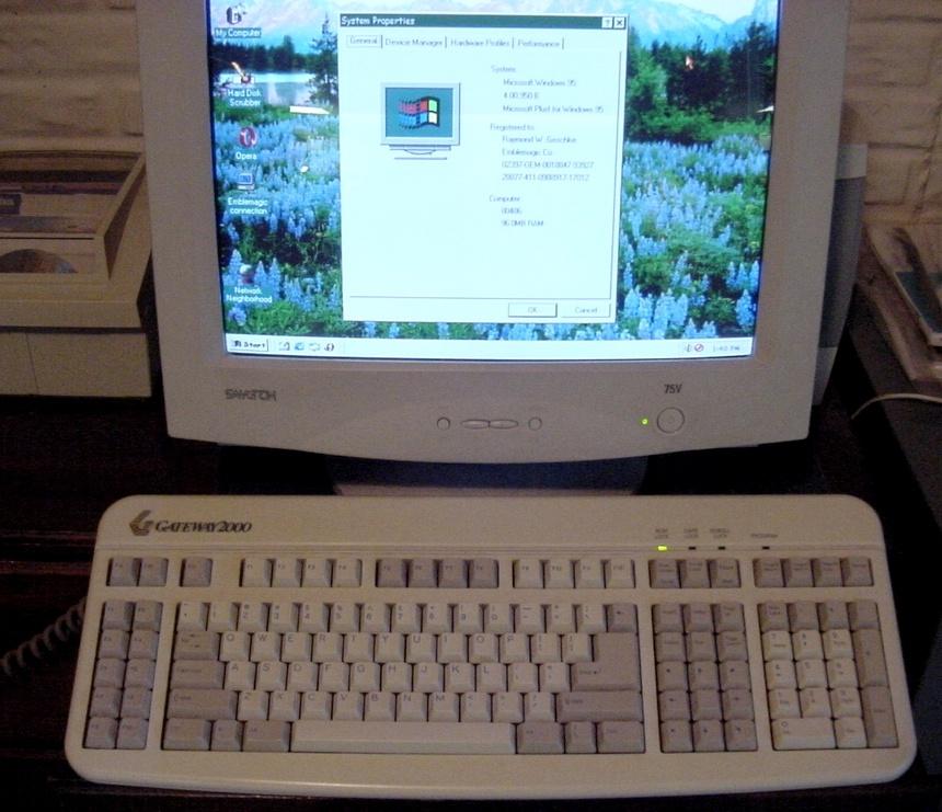Компьютерные бренды 90-х - 49