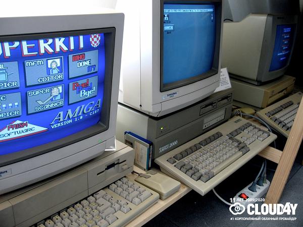 Компьютерные бренды 90-х - 1