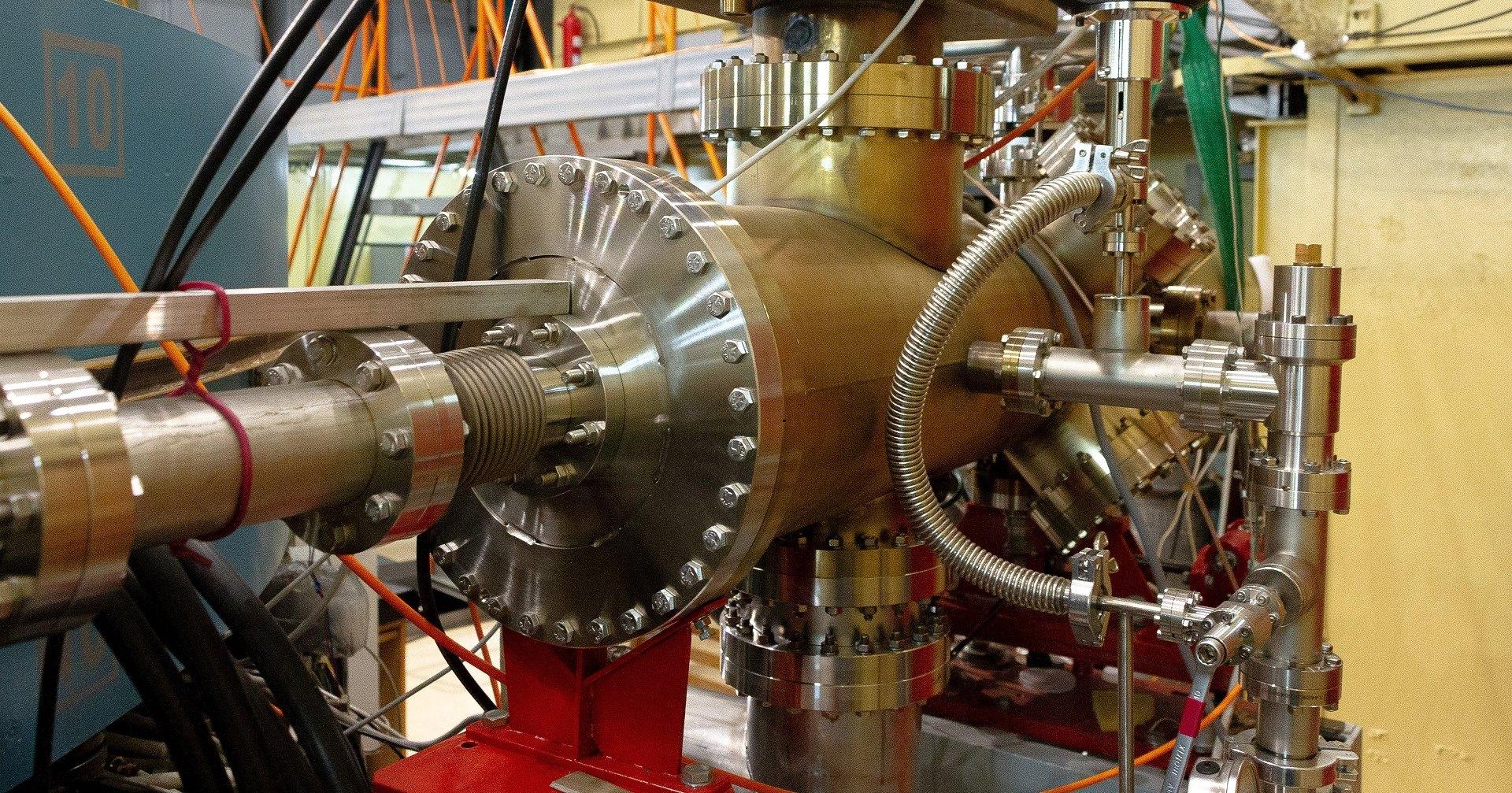 В Новосибирске провели эксперимент для ЦЕРН
