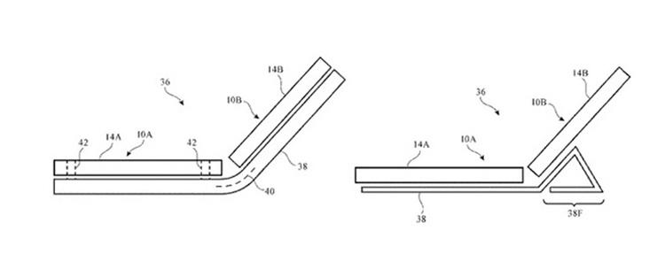Apple размышляет над складным смартфоном в стиле Microsoft Surface Duo