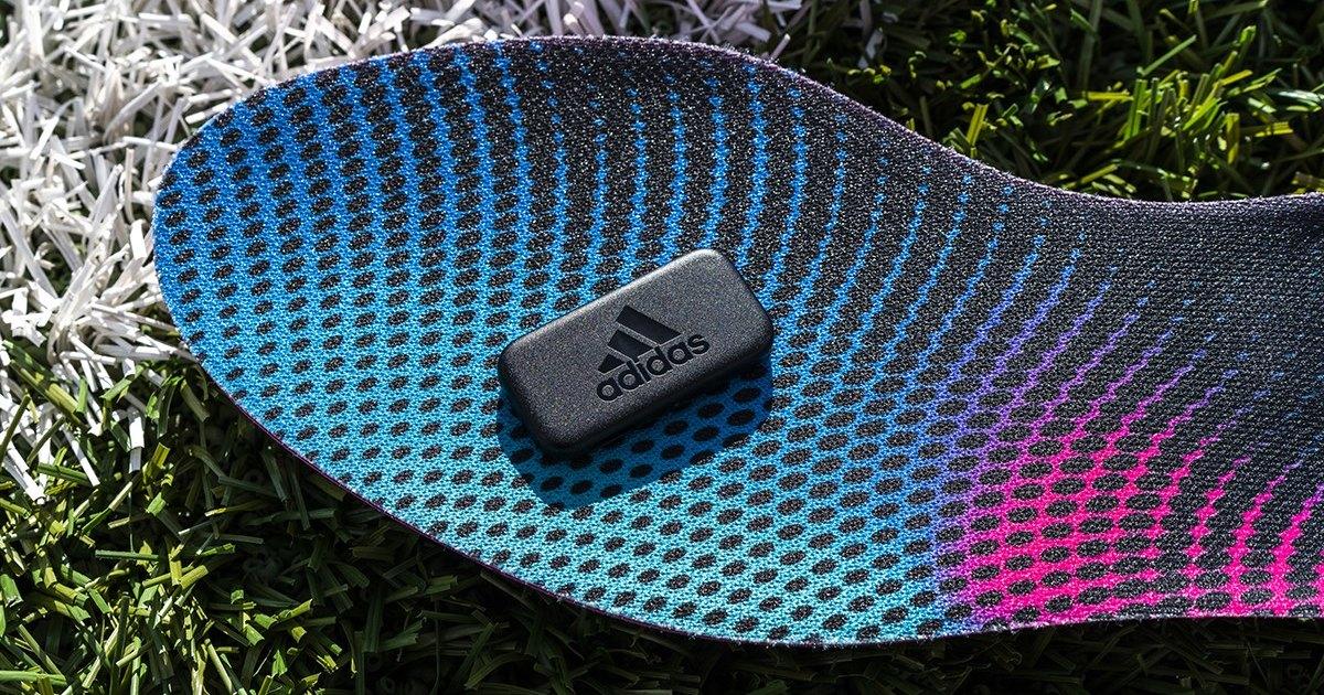Google и Adidas разработали «умные» стельки