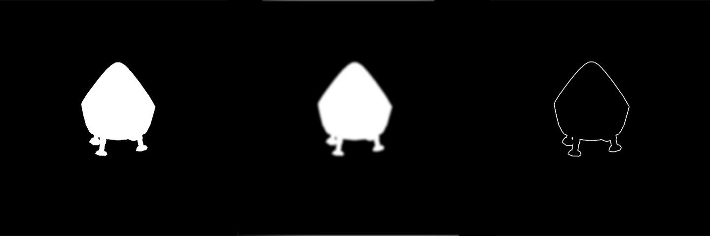 Outline эффект с использованием RenderFeature в Unity URP - 3