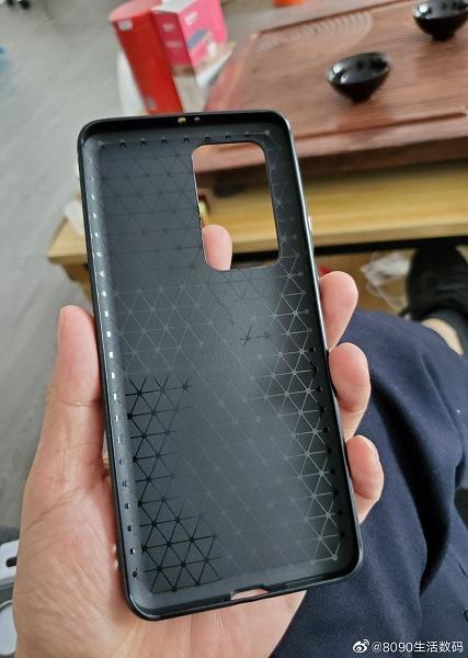Живые фото подтвердили дизайн Huawei P40 Pro