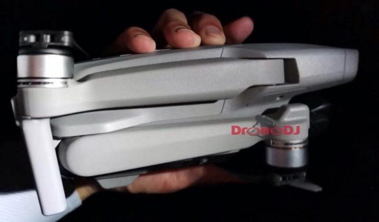«Живые» фотографии DJI Mavic Air 2 раскрывают спорный дизайн нового дрона