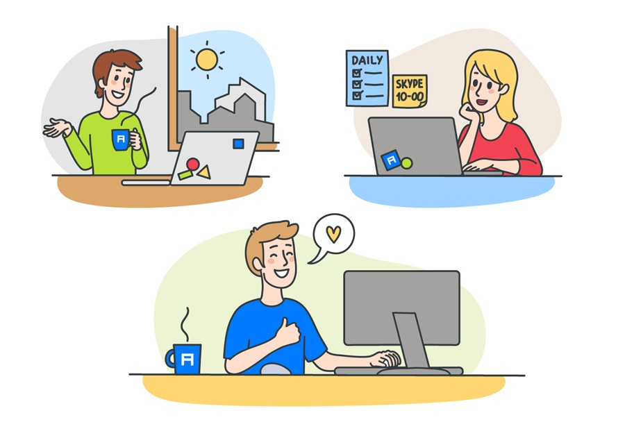 Как мы в Alconost делаем видеоролики и как клиент в этом участвует - 1