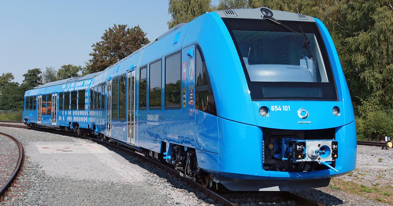 Нидерланды завершили испытание первого водородного поезда