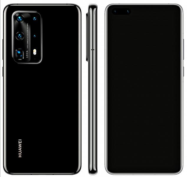 Так выглядит керамический Huawei P40 Pro