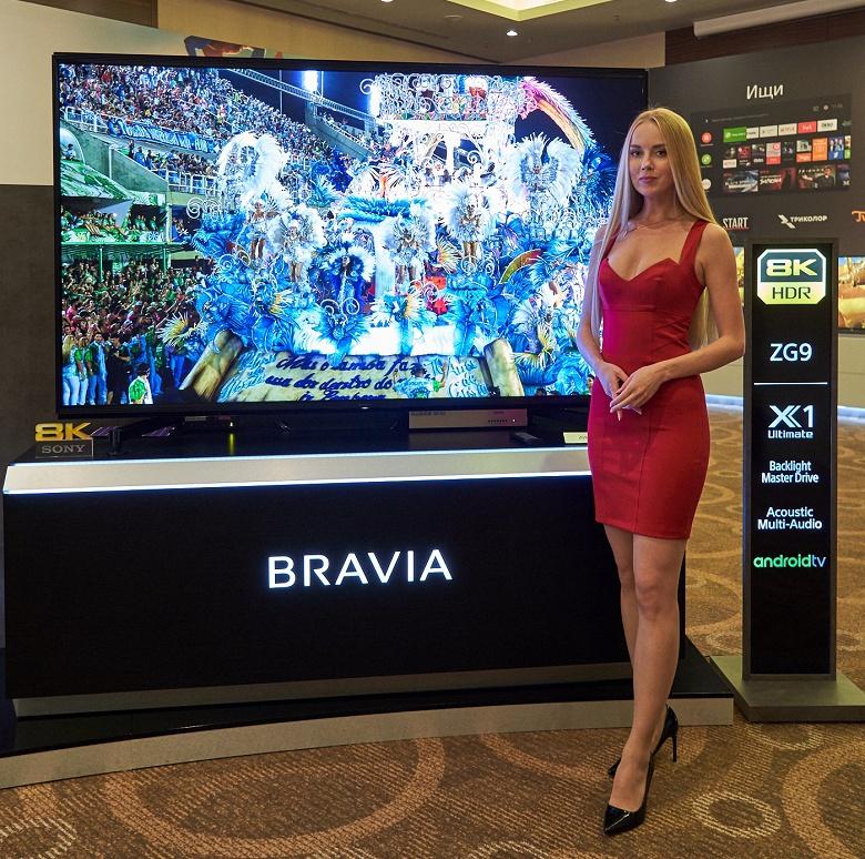 В этом году ожидается бурный рост рынка телевизоров 8K - 1