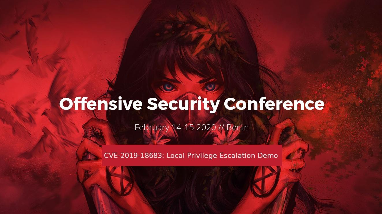 CVE-2019-18683: Эксплуатация уязвимости в подсистеме V4L2 ядра Linux - 1