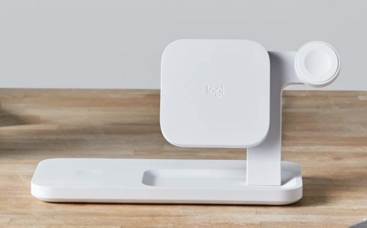 Беспроводная станция Logitech Powered 3-In-1 Dock подзарядит сразу три гаджета Apple
