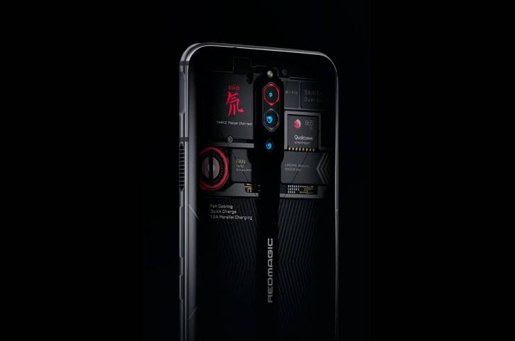 Лучший геймерский смартфон на рынке? Nubia Red Magic 5G получил 144-герцевый экран, 240-герцевый сенсор и 300-герцевые триггеры
