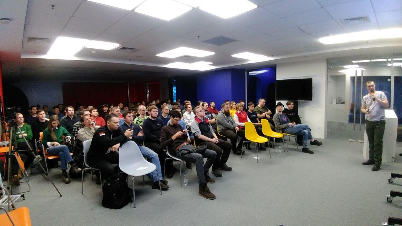 Митапы PHP-сообществ в марте: Питер, Воронеж, Екатеринбург, Казань - 5