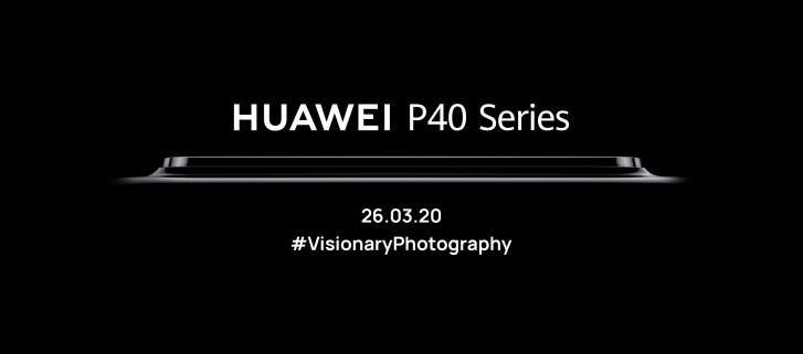 Стали известны цены смартфонов Huawei P40 и P40 Pro в Европе