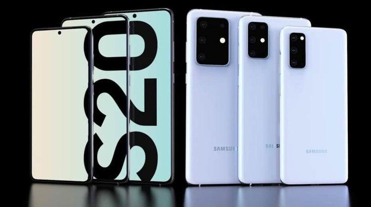 В России начались продажи Samsung Galaxy S20, Galaxy S20+ и Galaxy S20 Ultra раньше времени