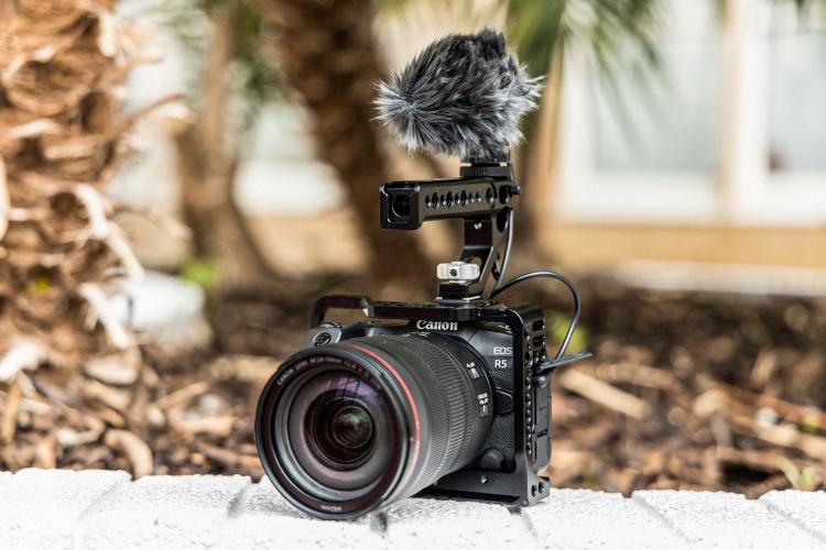 Canon подтвердила продвинутые характеристики EOS R5 и раскрыла новые подробности