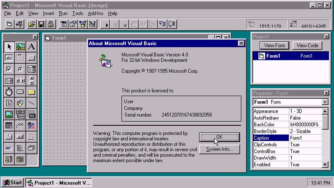 Microsoft заявила, что прекратит развитие Visual Basic в качестве языка - 1