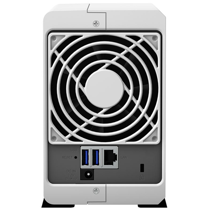 Synology DS220j: сетевое хранилище данных для дома или офиса