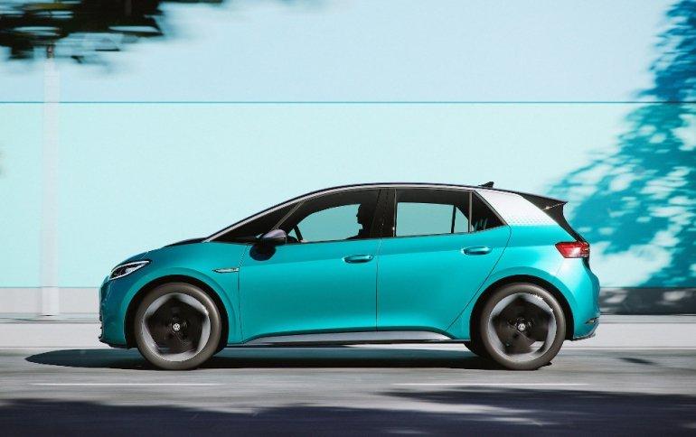 Volkswagen обещает, что электромобиль ID.3 будет стоить как автомобиль с двигателем внутреннего сгорания