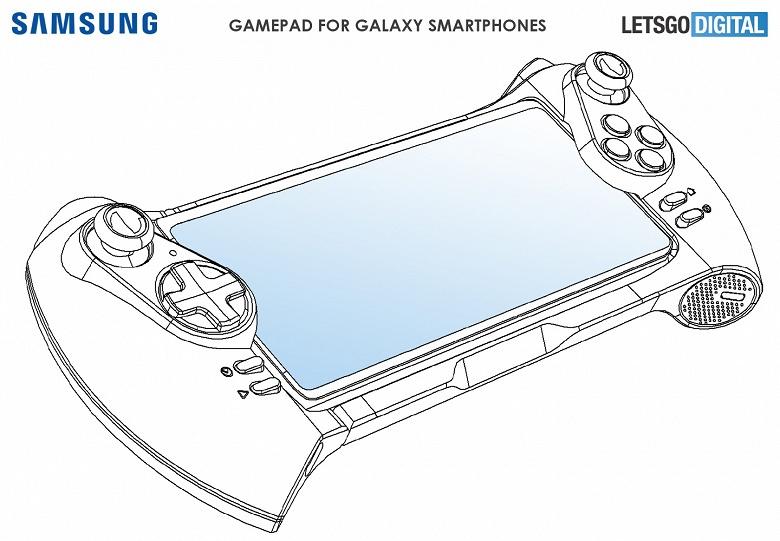 Хотите геймерский смартфон Samsung? Такого устройства нет, но компания готовит геймпад