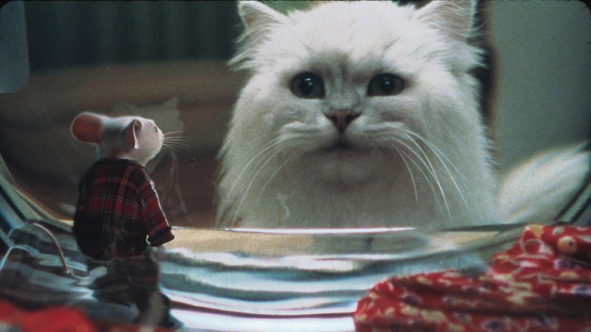 Краткая история меха: как Sony Pictures Imageworks создавала графику для «Стюарта Литтла» - 7