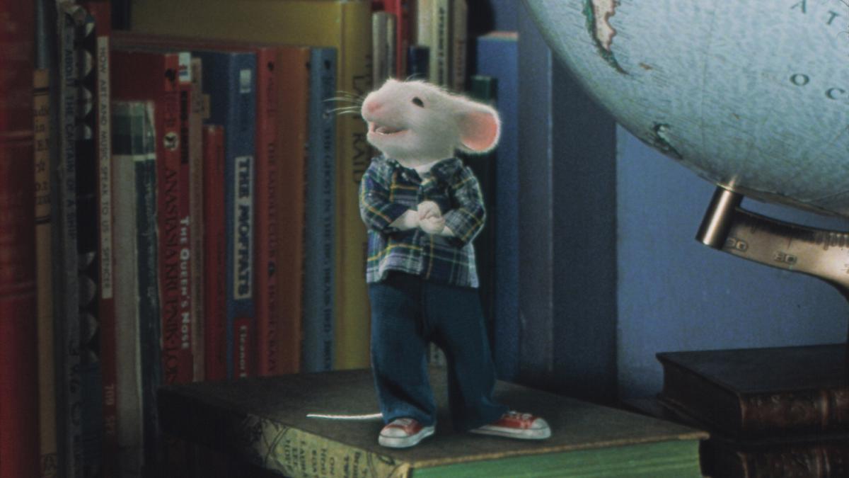 Краткая история меха: как Sony Pictures Imageworks создавала графику для «Стюарта Литтла» - 8