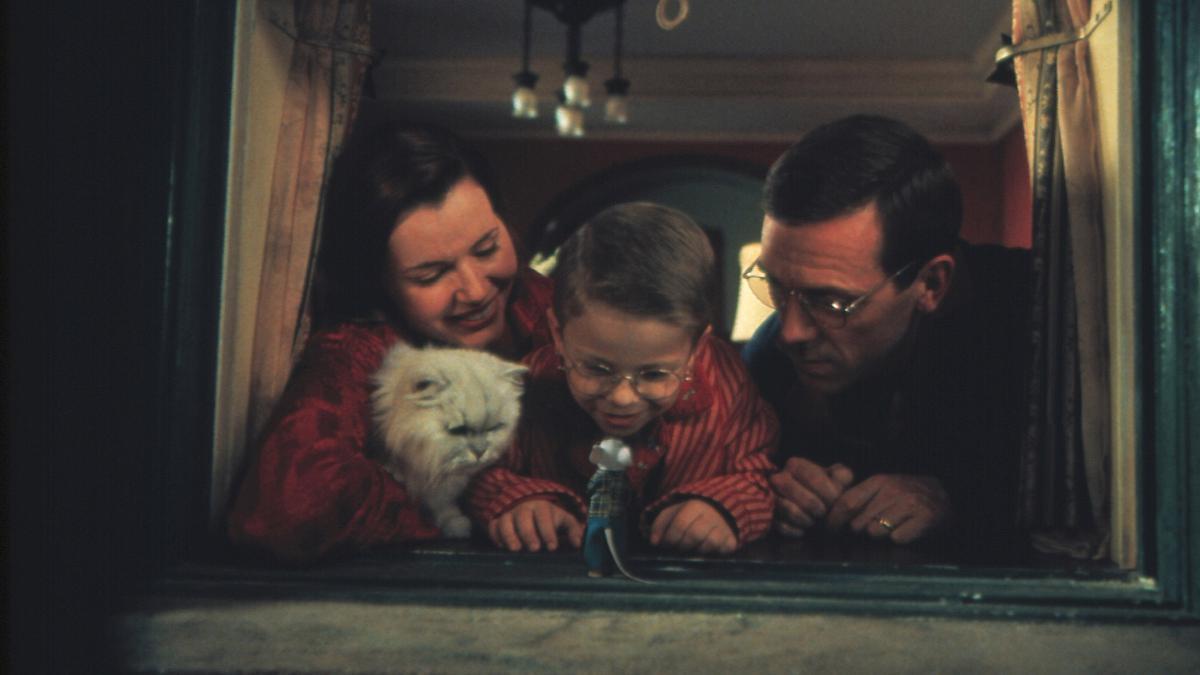 Краткая история меха: как Sony Pictures Imageworks создавала графику для «Стюарта Литтла» - 9