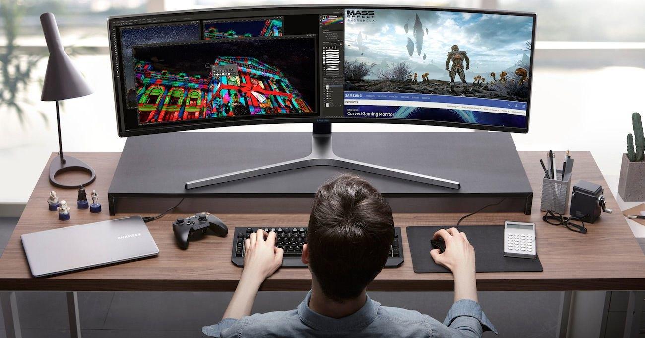 Мир в полном формате: какой игровой монитор выбрать