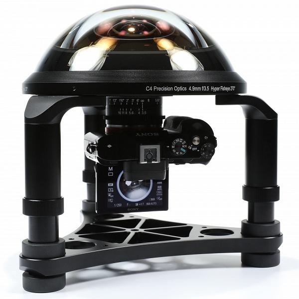 Объектив The Light Bender с креплением Sony E оценен в 39 000 долларов