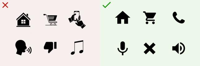 Правила дизайна иконок, которые стоит запомнить - 6