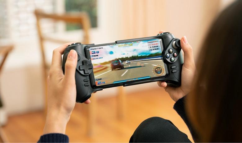Тот самый геймпад из патента Samsung на самом деле уже продаётся
