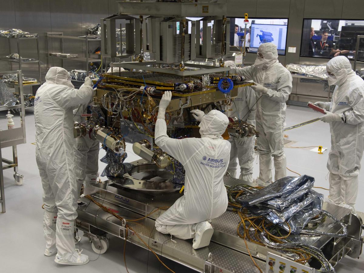 Запуск «ЭкзоМарса» отложен до следующего пускового окна в 2022 году - 4