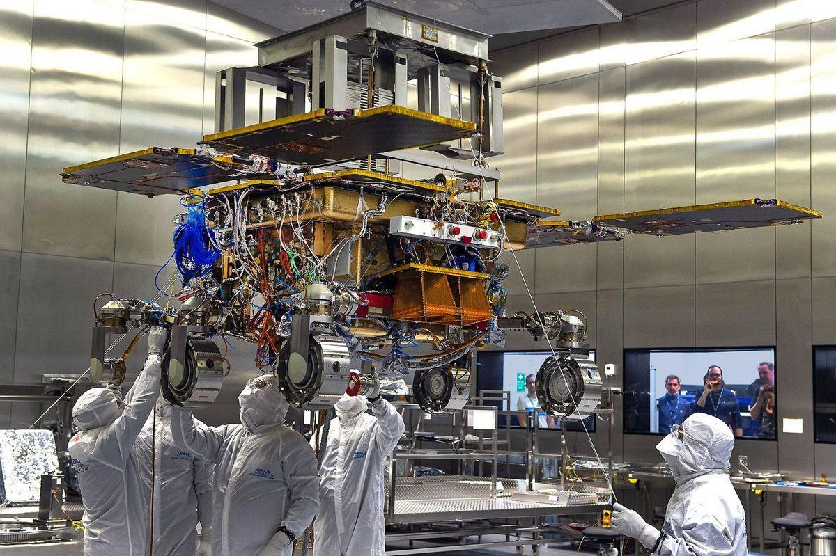 Запуск «ЭкзоМарса» отложен до следующего пускового окна в 2022 году - 7