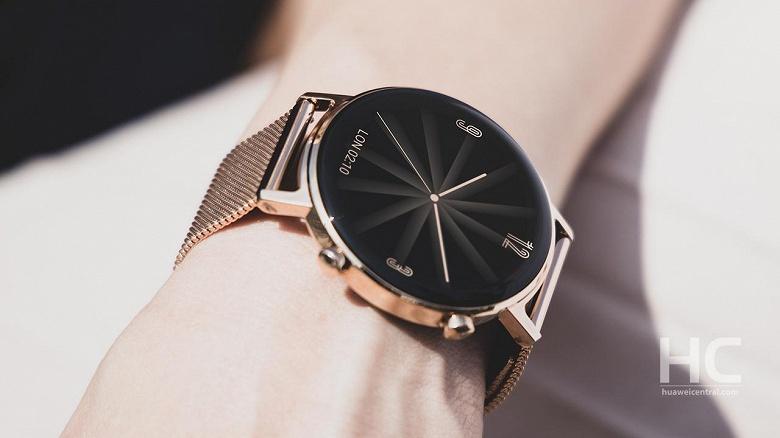 Huawei обновила умные часы Watch GT 2