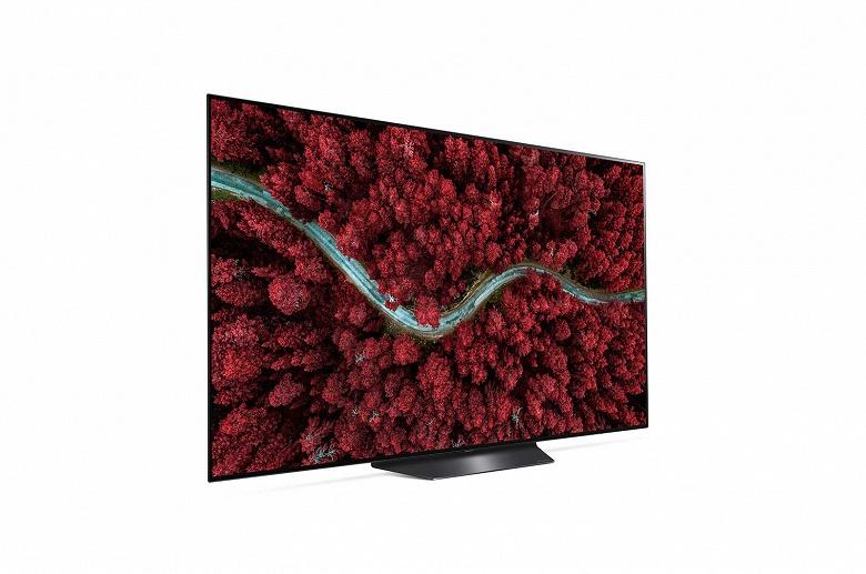Названы цены и сроки начала продаж OLED-телевизоров LG образца 2020 года