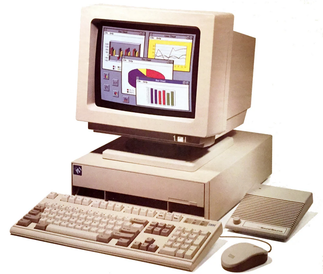 Полигоны Another World: IBM PC - 2