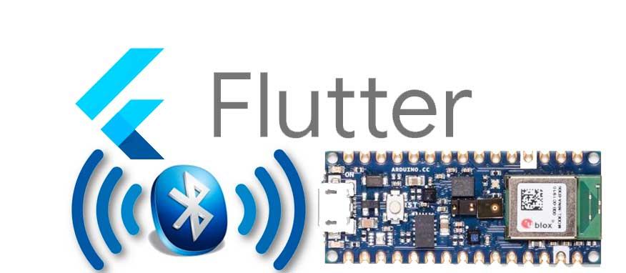 Flutter + arduino nano 33 BLE sense=очень простой BLE sensor - 1
