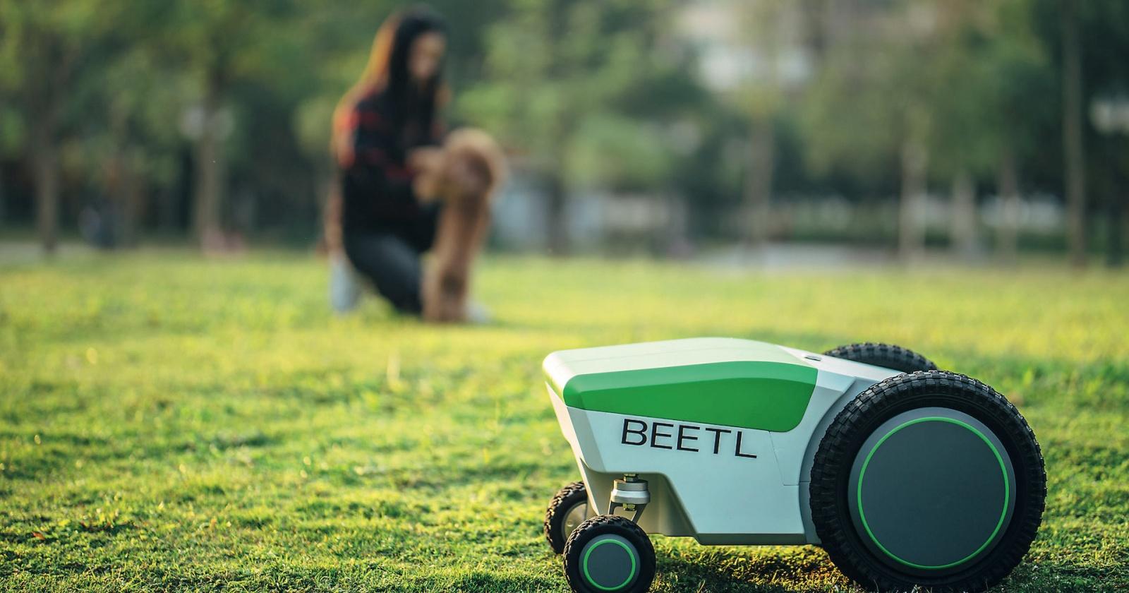 Лучший друг лучшего друга: робот-чистильщик