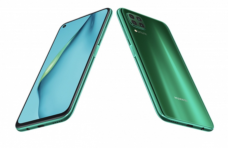 Официально. Самый первый смартфон Huawei P40 скоро появится в России
