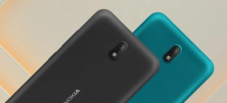 Самый дешёвый из новых смартфонов Nokia. Nokia C2 стал чуть лучше предшественника