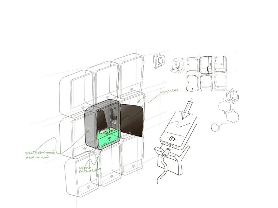 Умный стенд со смартфонами для тестировщиков — проект стартапа из акселератора Университета ИТМО - 5