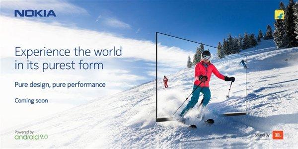 43-дюймовый телевизор Nokia оценили в 418 долларов