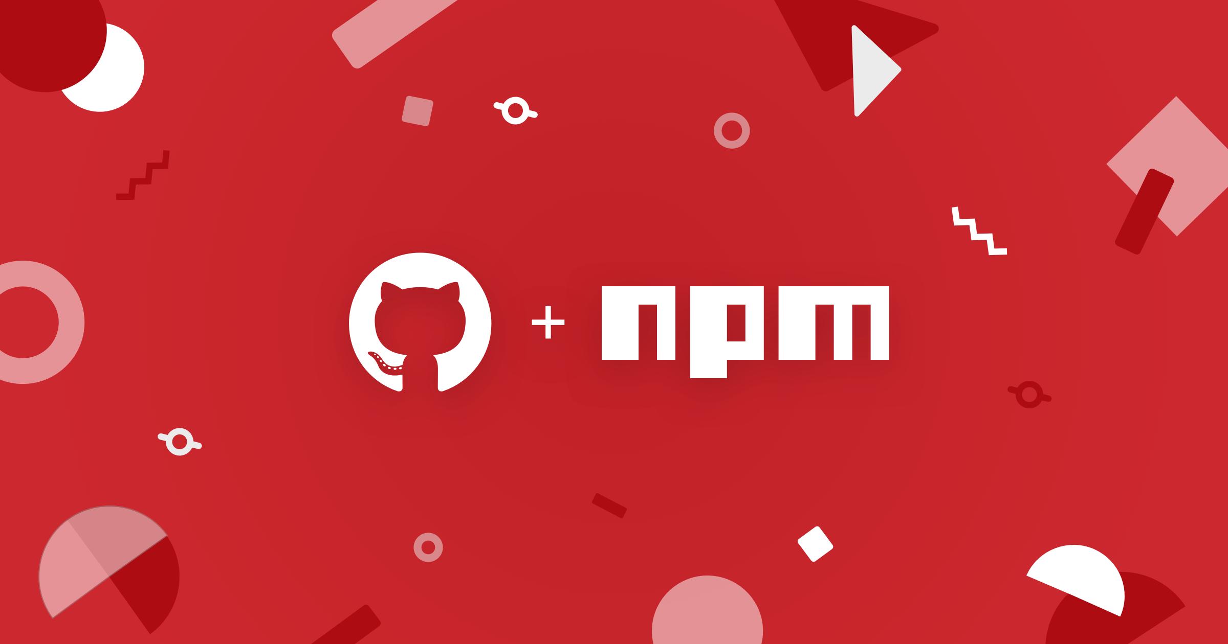 GitHub купил npm - 1