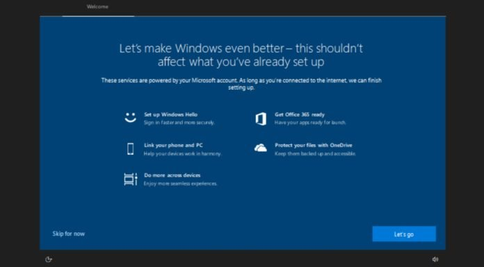 Microsoft атаковала пользователей Windows 10 полноэкранной саморекламой