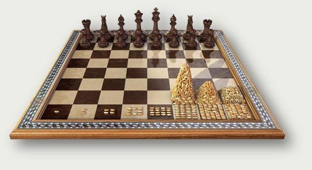 Что общего у коронавируса и шахмат? - 3