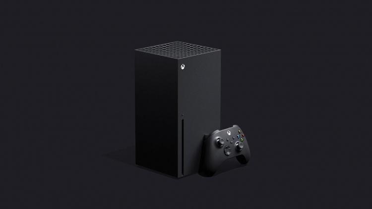 Фотография платформы AMD для консоли Xbox Series X: графический процессор больше Navi 10
