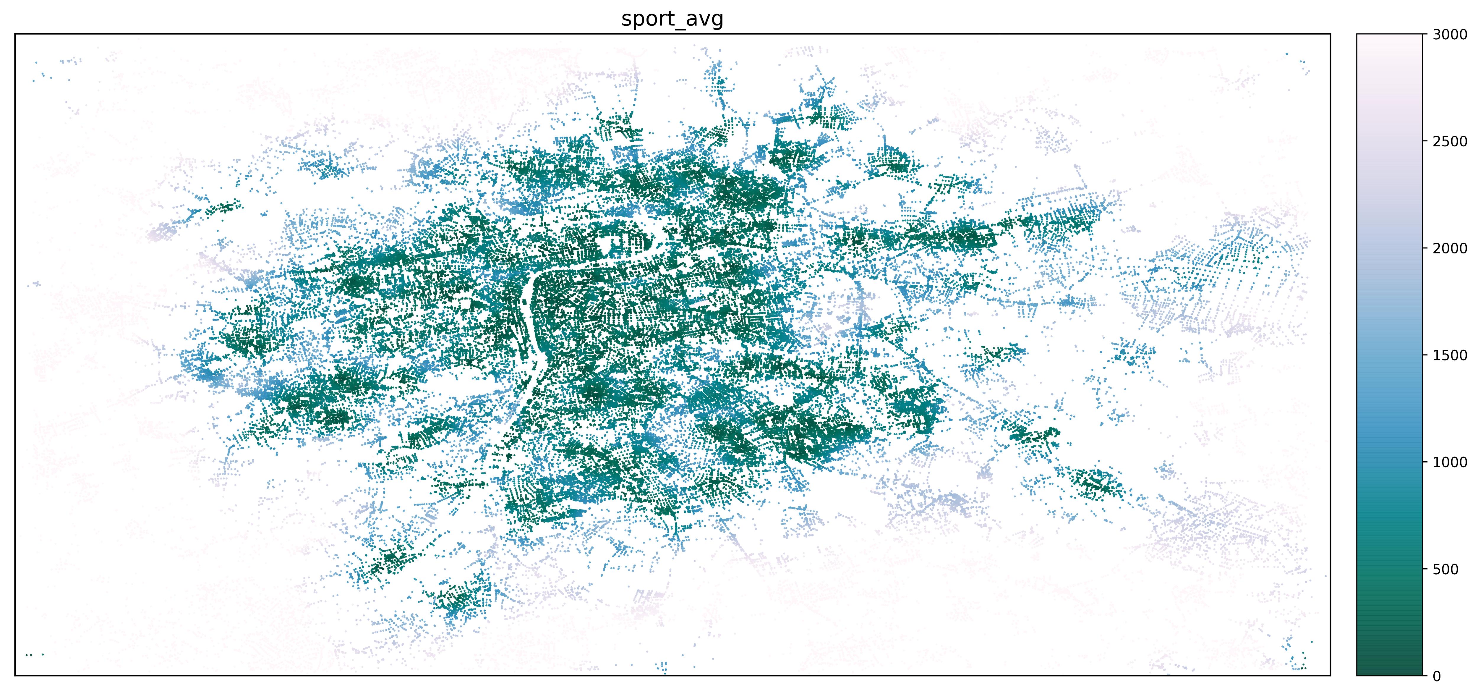 Город и данные: анализ пешеходной доступности объектов в Праге с помощью data science - 15