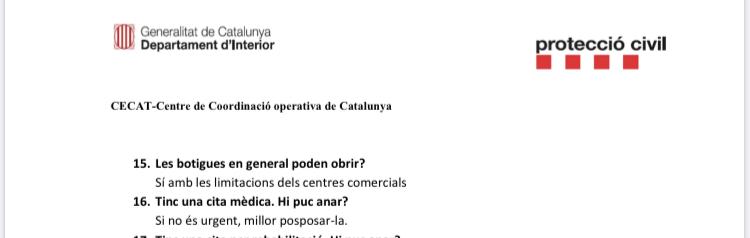 Как живется и работается в карантине в Барселоне - 8